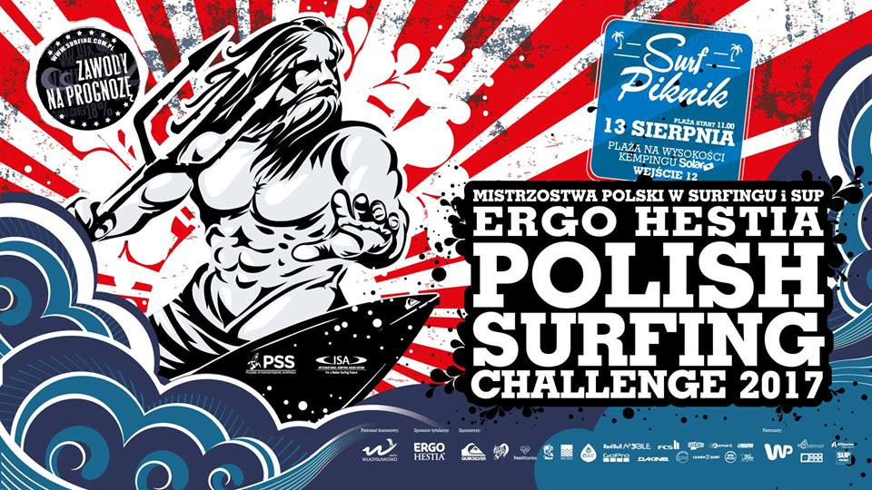 polish surfing challenge 2017