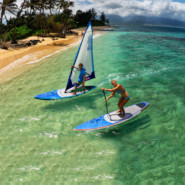 Sprzet do SUP, kitesurfingu i windsurfingu